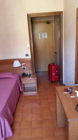 Hotel Siena: Номер