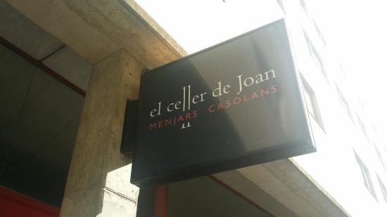 El Celler de Joan