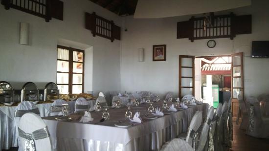 Rest House Matara: Dinning area