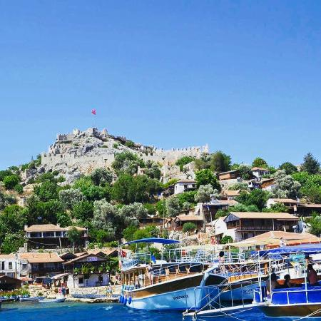 Mediteran Travel Kalkan-Daily Tours