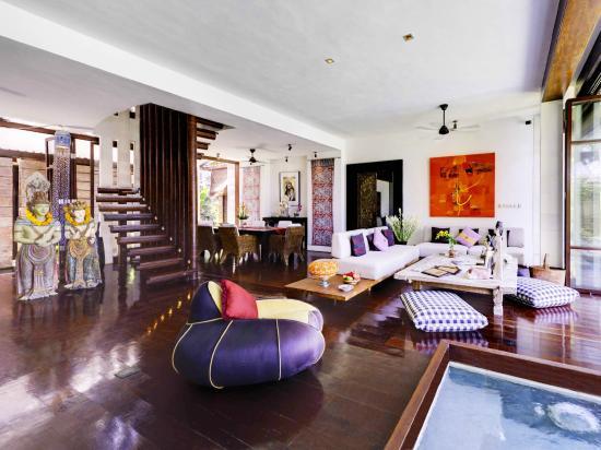 Ketewel, Indonesia: Villa Maya - Art