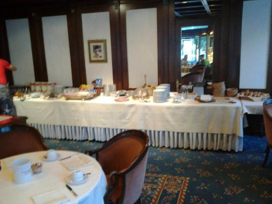 Hotel du Forum : Ontbijt buffet