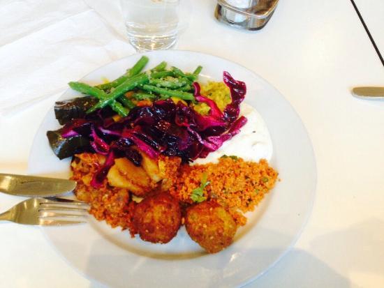 vegetarisk tapas stockholm