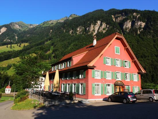 Gasthaus Grafenort : The hotel building