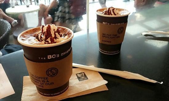 Bo's Coffee, Ayala Mall at the Terraces, Cebu city