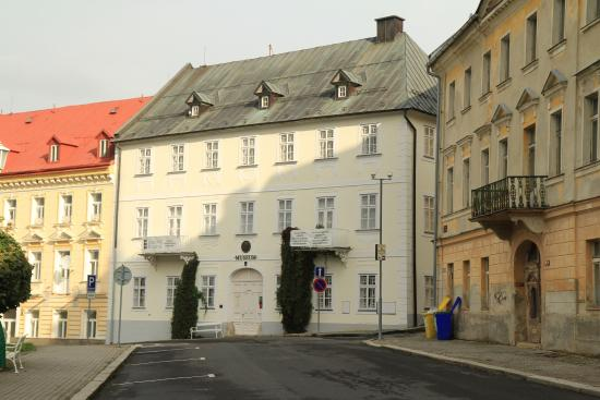 Mestske muzeum Marianske Lazne