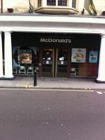 Mcdonalds salisbury