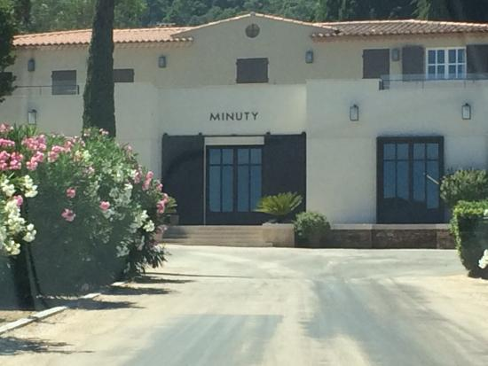 Gassin, France : Chateau Minuty