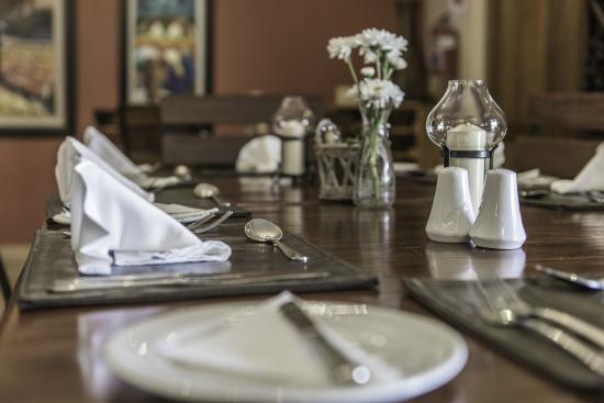Afrique Boutique Hotel Oliver Tambo: Restaurant