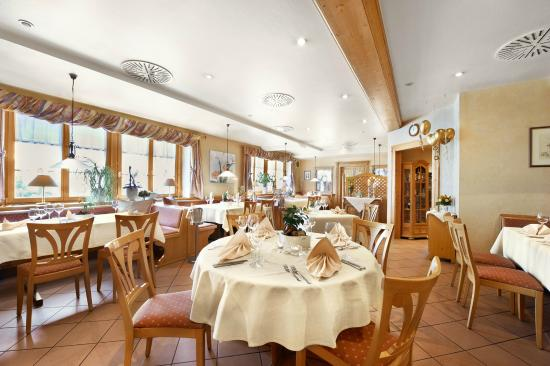 Hotel Hanauer Hof: A la carte- Restaurant