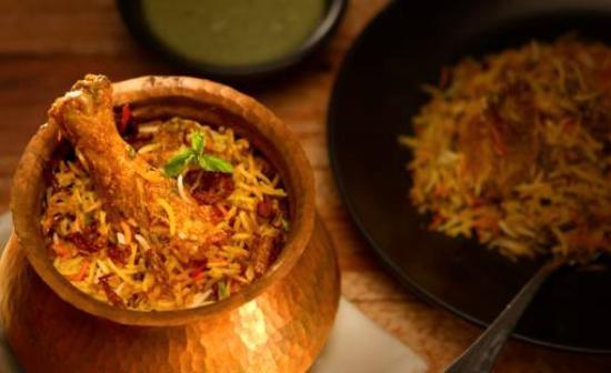 Barbeque Nation: Biryani