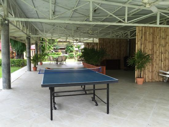 Austrian Garden Tai Pan Village: tennis