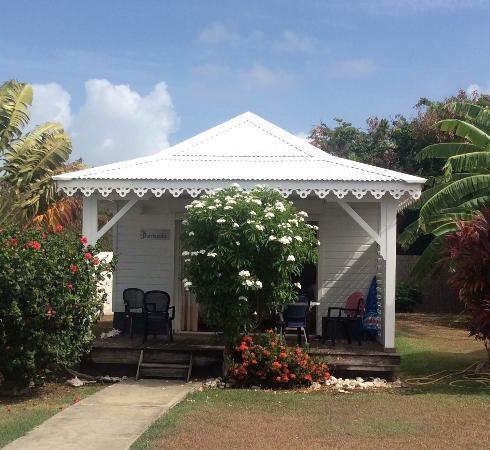 Hostellerie des Chateaux: Barbuda
