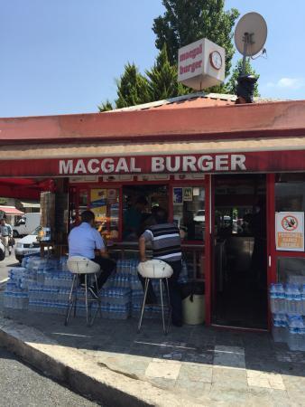 Macgal Burger