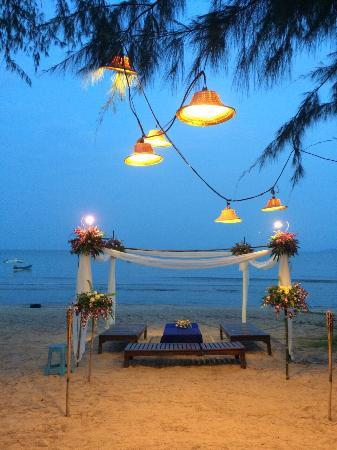 Bang Saphan, Thaïlande : Soirée inoubliable