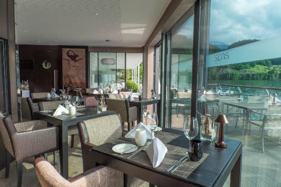 Hotel Vitznauerhof: Sens innen