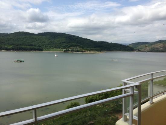 Daemyung Resort Gyeongju: 호수 전망