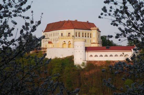 Letovice, جمهورية التشيك: Zamek Letovice