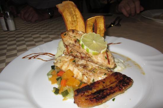 Le Mare, Restaurant