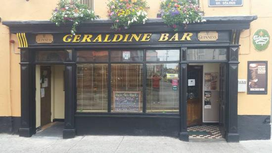 The Geraldine Bar