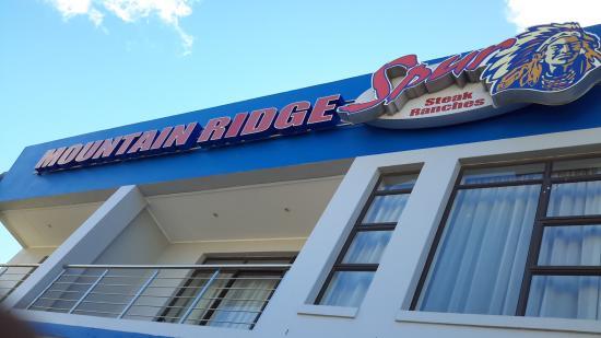 Mountain Ridge Spur Steak Ranch