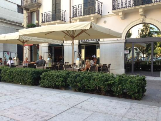 B&B Casapiu Piazza Erbe : esterno bb