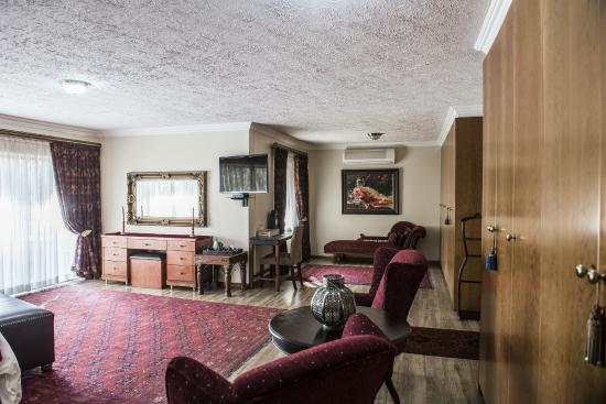 Sunwardpark Guesthouse: Room