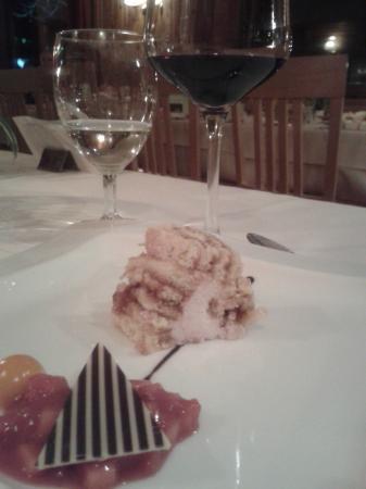 Hotel Almrausch: dinner