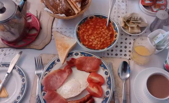 Innisfree B&B: Irish Breakfast