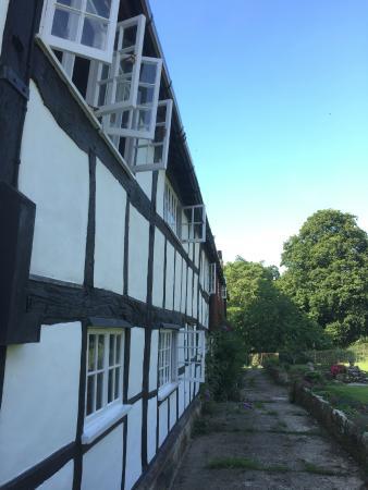 Horsted Keynes, UK: The old part
