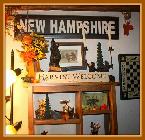 Campton, NH: Welcome to Autumn in NH