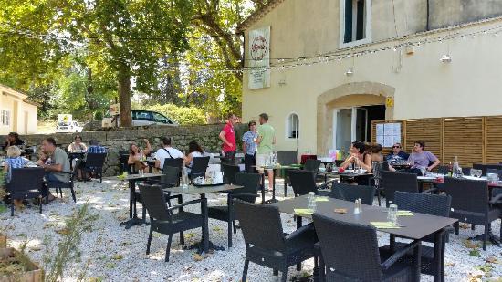 Restaurant du Domaine : Restaurant Creperie du Domaine