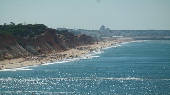 Sensimar Falesia Atlántic: FALESIA BEACH UP TO VILLAMOURA 2HRS WALK