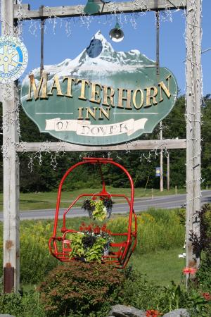 The Matterhorn Inn : Great place to stay!