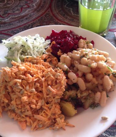zloty osiol : Salad ala your style