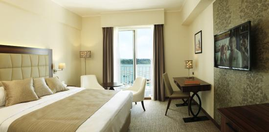 Grand Hotel Portorož: Executive Superior double room with sea view