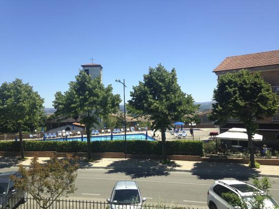 Albergo di Murlo: Awesome Pool!