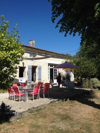 Sonnac, Francia: La maison