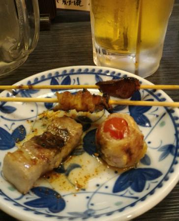 Charcoal Grilled Chicken Torimasa Nagasaki Eki-Mae