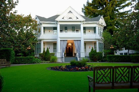 White House Inn Amp Spa Napa Napa Valley Ca Inn