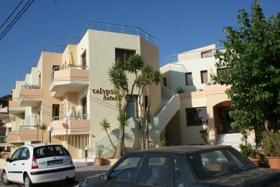 칼립소 호텔 아파트먼트