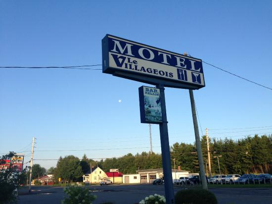 Motel le Villageois