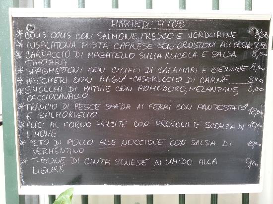 zeppola di san giuseppe - picture of officina di cucina, genoa ... - Officina Di Cucina Genova