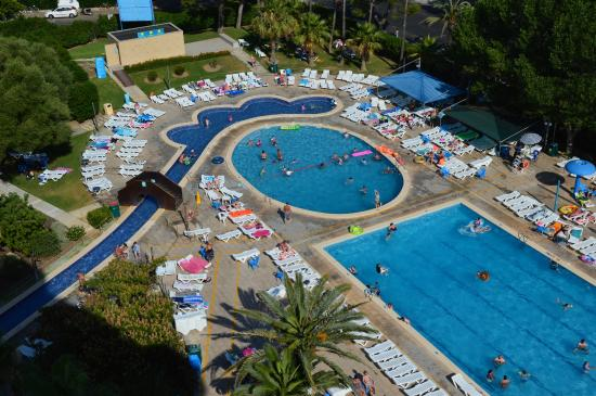 Pool View Picture Of Club Mac Alcudia Port D Alcudia
