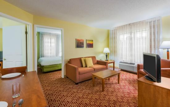 TownePlace Suites Albany University Area: Two-Bedroom Suite