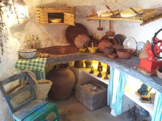 La Casa Cueva Museo Santiago Aranda
