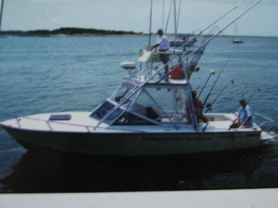 Specialty Charters