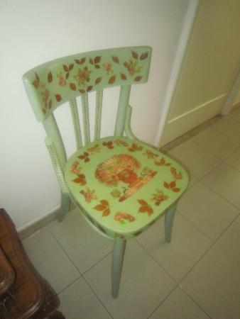 Albergo Minerva 1878: des meubles artistiquement décorés