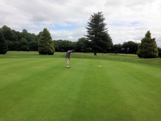 Cotswold Edge Golf Club: A good days golf