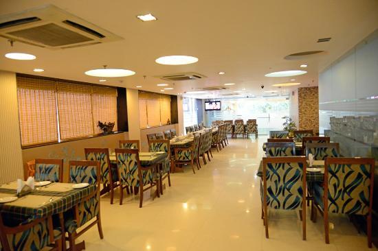 Peacock Restaurant @ Hotel Rajshree
